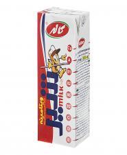 شیر فرادما ویتامینه غنی شده 3 درصد چربی 200 میلیلیتری کاله