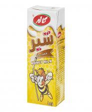 شیر عسل فرادما 2.5 درصد چربی 200 میلیلیتری کاله
