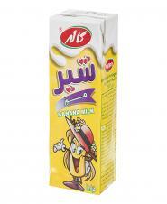 شیر موز فرادما 2.5 درصد چربی 200 میلیلیتری کاله