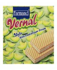 ویفر ورنال میوهای طالبی 42 گرمی فرمند
