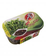 سبزی قورمه سرخ شده 450 گرمی پاکر