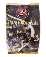 شکلات دو سرپیچ تلخ 350 گرمی فرمند