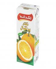 آب پرتقال 200 میلیلیتری تکدانه