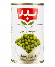 کنسرو نخود سبز 430 گرمی بدر