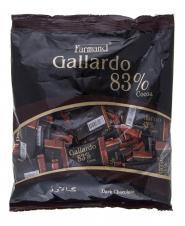 شکلات تخته ای گالاردو 83 درصد تلخ 330 گرمی فرمند