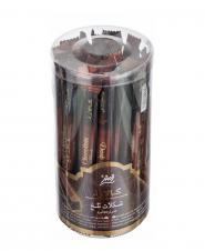 شکلات گالاردو مدادی تلخ 30 عددی فرمند