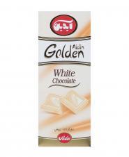شکلات سفید گلدن 100 گرمی آیدین