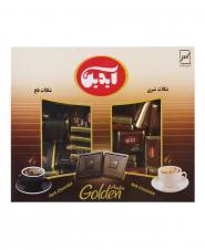 شکلات شیری و تلخ 500 گرمی آیدین