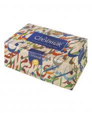 دستمال کاغذی طرح سعدی دو لایه 150 برگ چشمک