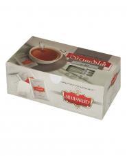 چای سیاه کیسهای عطری 100 عددی شاهسوند