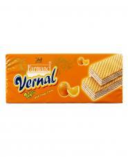 ویفر ورنال میوهای پرتقال 190 گرمی فرمند