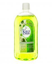 مایع گند زدای  معطر سبز برای مصارف خانگی و عمومی 500 میلی لیتری کنز