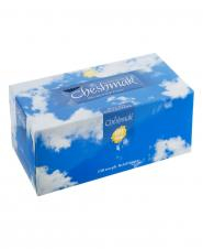 دستمال کاغذی آسمان آبی دو لایه 150 برگ چشمک