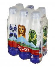 آب آشامیدنی کودک 6 عددی 350 میلیلیتری دماوند