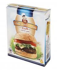 همبرگر 60 درصد گوشت 500 گرمی پویاپروتئین