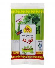 سبزی سرخ شده قورمه 600 گرمی شهر فیروزه