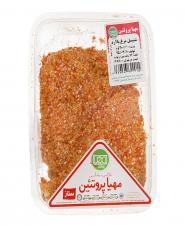 شنیسل مرغ با آرد 900 گرمی مهیاپروتئین