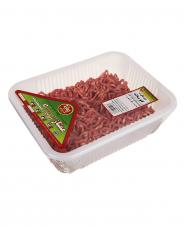 گوشت چرخ کرده گوساله 500 گرمی پویاپروتئین