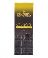 شکلات تخته ای خالص 80 گرمی پارمیدا