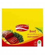 عصاره گوشت گوساله 48 عددی آماده لذیذ
