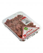 گوشت ران گوساله نگینی 500 گرمی مهیاپروتئین