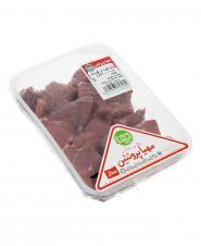 گوشت قیمهای گوساله 500 گرمی مهیاپروتئین