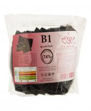شکلات دارک 74 درصد 1 کیلویی B1 برنوتی