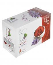 چای کیسهای خارجی DT زعفرانی 20 عددی دبش
