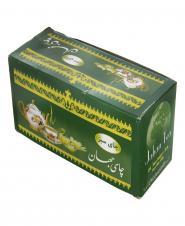 چای كیسهای سبز 24 عددی جهان