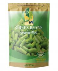 لوبیا سبز منجمد 400 گرمی نوبرسبز