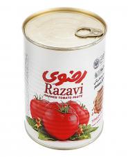 رب گوجه فرنگی 800 گرمی رضوی