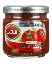 رب گوجه فرنگی 340 گرمی سحر