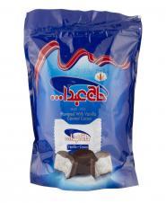 پشمک لقمهای شکلاتی 480 گرمی حاجعبداالله