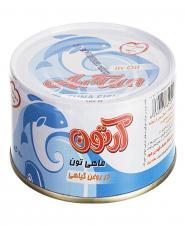 کنسرو ماهی تن در روغن گیاهی 180 گرمی آرتون