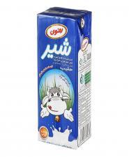 شیر فرادما 2.5 درصد چربی 200 میلیلیتری رضوی