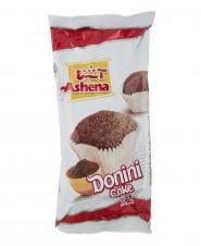 کیک دونینی کاکائویی 60 گرمی آشنا