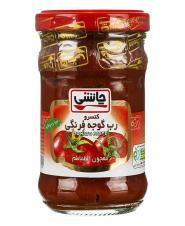 رب گوجه فرنگی 250 گرمی چاشنی