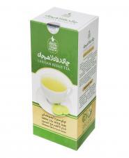 چای سبز  با طعم لیمو عمانی رفاهلاهیجان