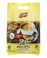 قهوه وانیلی 40 عددی 18 گرمی کوپا