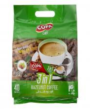 قهوه فندقی 40 عددی 18 گرمی کوپا