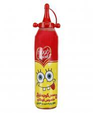 سس گوجه فرنگی مخصوص کودکان 450 گرمی دلوسه