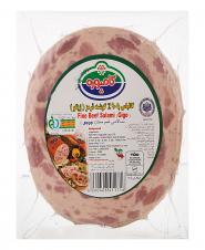 کالباس ژیگو 90 درصد گوشت 350 گرمی کامپورهخزر