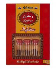 زعفران 1.5 گرمی خشکپاک