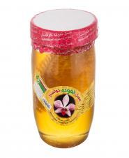 عسل با موم 1100 گرمی نمونهخوانسار
