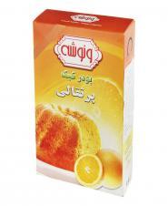 پودر کیک پرتقالی 500 گرمی ونوشه