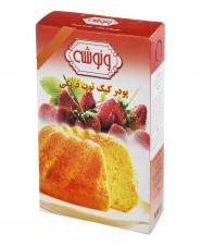 پودر کیک توت فرنگی 500 گرمی ونوشه
