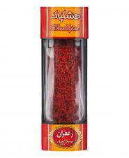 زعفران سرگل کریستال 2 مثقال خشکپاک