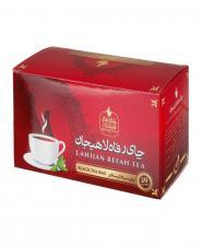چای سیاه کیسهای 20 عددی رفاه لاهیجان