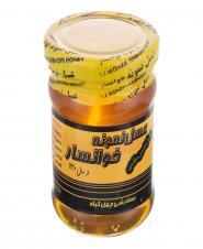 عسل چهل گیاه سفارشی 350 گرمی نمونهخوانسار