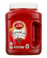 سس گوجه فرنگی 2200 گرمی سحر